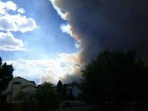 Waldo Canyon Fire June 26