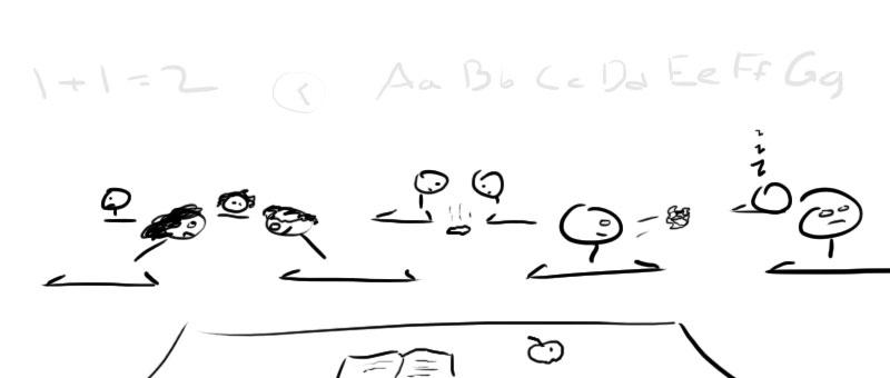 Classroom-Chaos