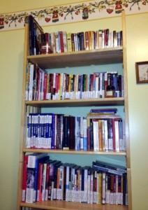 Bookshelf 438x617