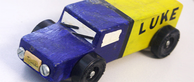 Pinewood-Truck