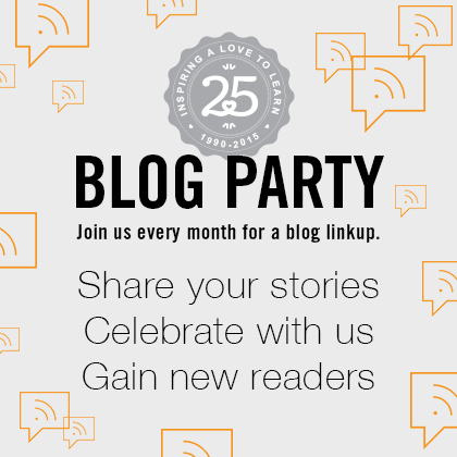 Sonlight 25th Anniversary Blog Party!
