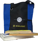 Sonlight Tote Bag