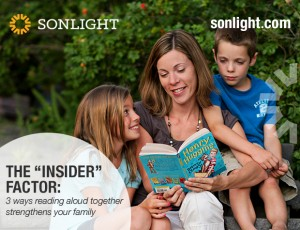 3 Ways Reading Aloud Together Strengthens Your Family: The Insider Factor