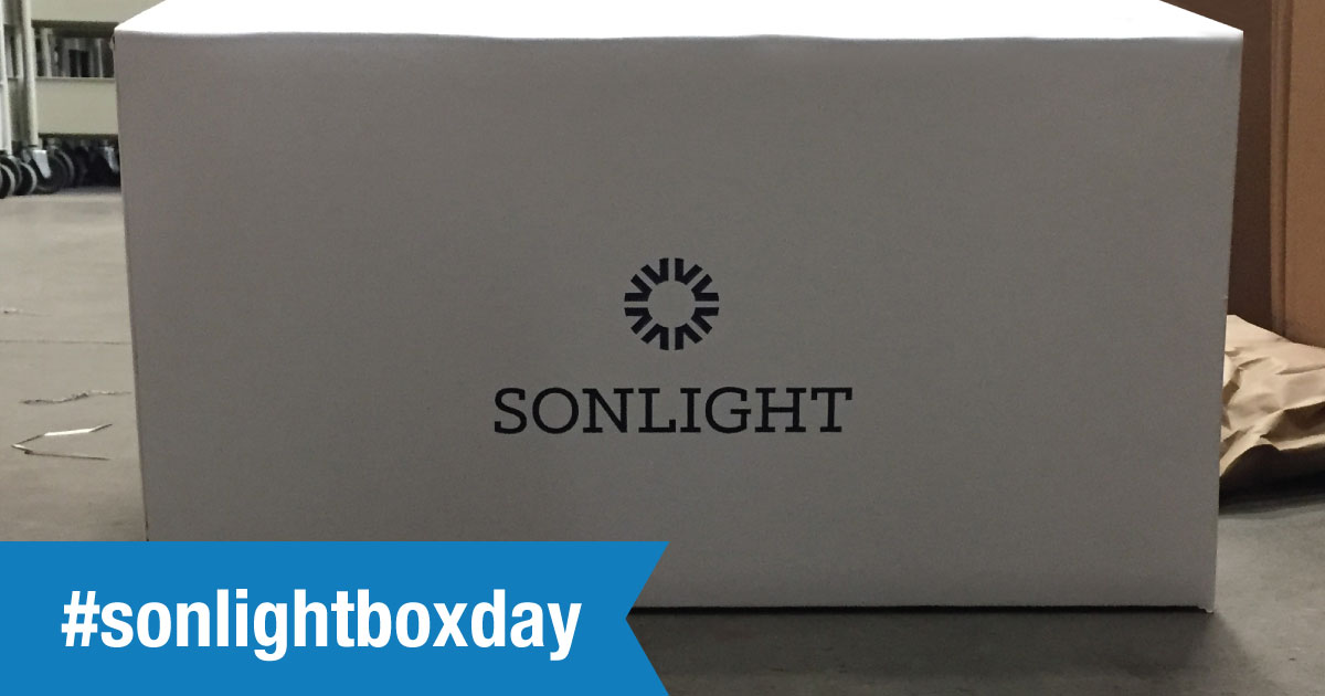 Sonlight Box Day