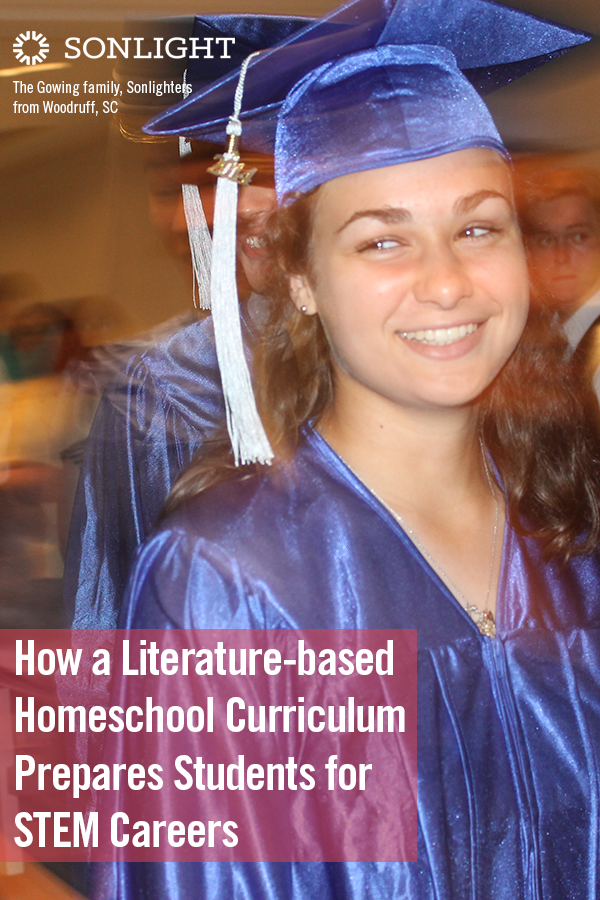 How a Literature-based Homeschool Curriculum Prepares Students for STEM Careers
