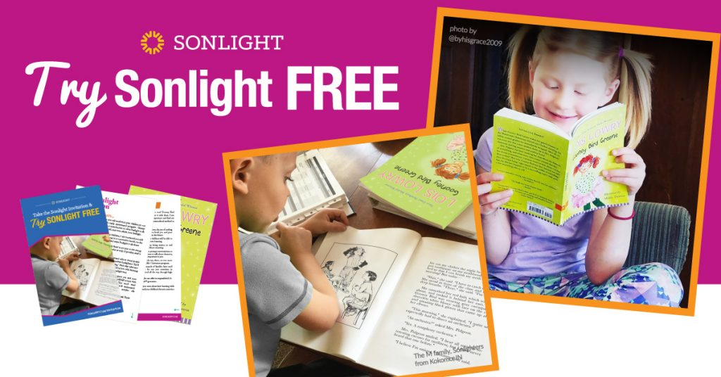 Try Sonlight for Free!