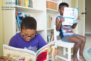 Six Types of Children's Books for a Beautiful Home Library •Every homeschool family needs a home library of children's books that go beyond merely reference material. Choose books that beg to be read and re-read.