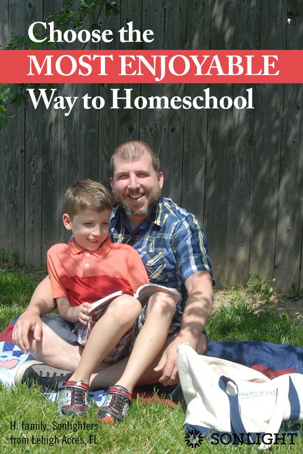 Choose the Most Enjoyable Way to Homeschool: Reading Great Books