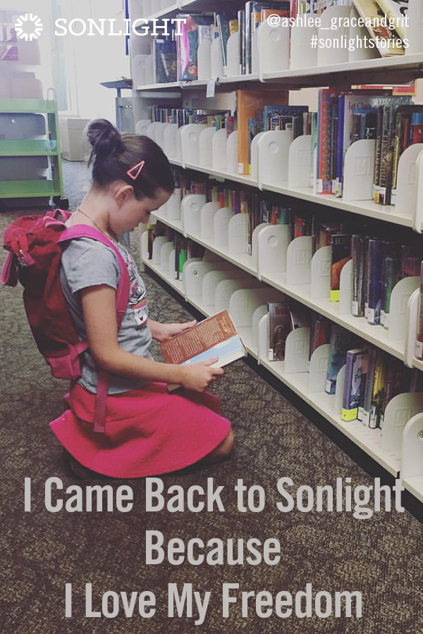 I came back to Sonlight because I love my freedom • homeschool curriculum