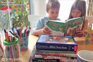 How to Raise Mission-minded Children