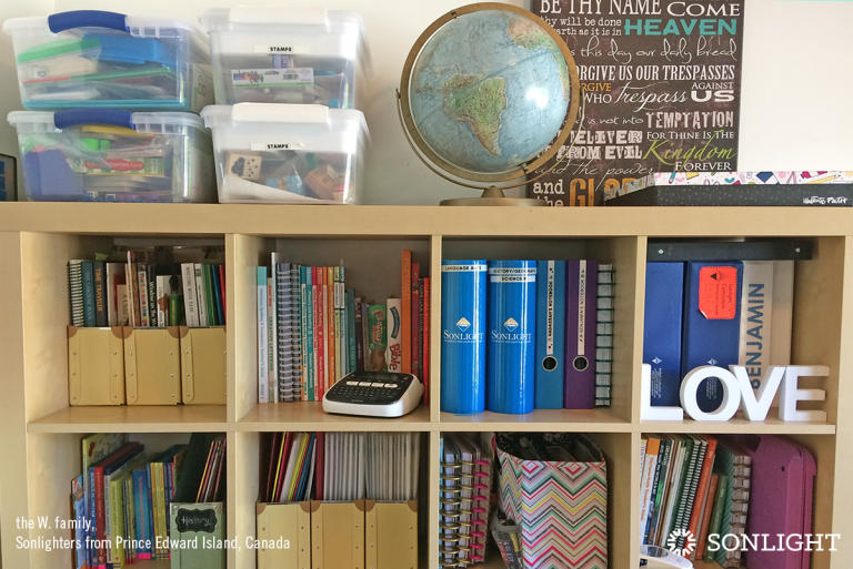Two Homeschool Organization Myths That May be Holding You Back