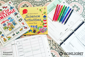 Why I Had to Break Up with Last Year's Homeschool Schedule