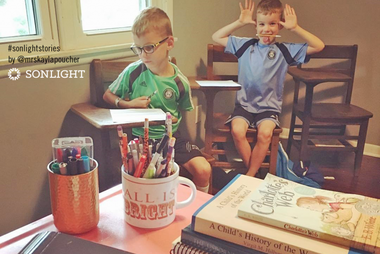 7 Realistic Ways to Homeschool Multiple Levels with Ease