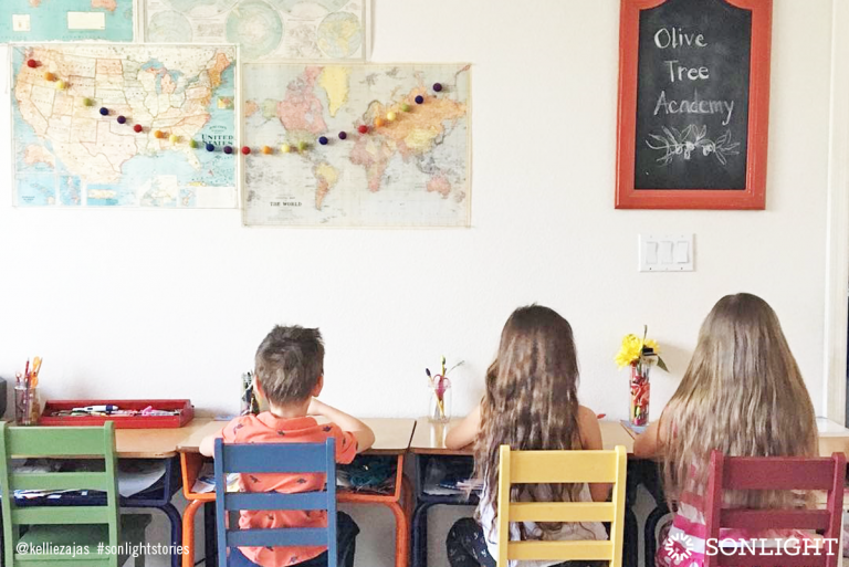How an Eclectic Curriculum Rebel Fell in Love with Sonlight