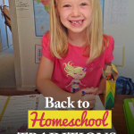 Back to Homeschool Traditions Forge Family Identity