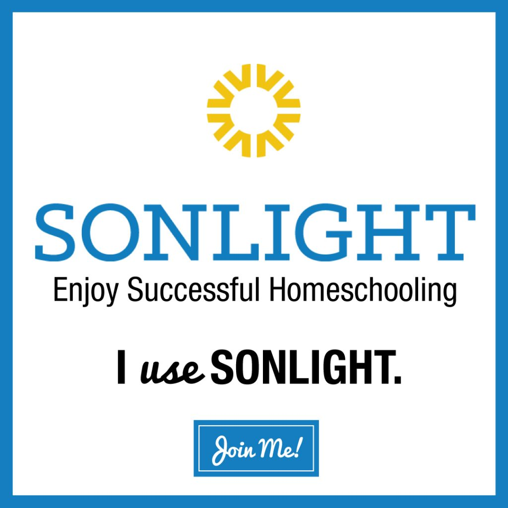 Sonlight • enjoy successful homeschooling • I Use Sonlight