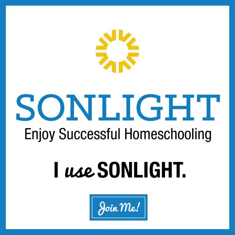 Sonlight • enjoy successful homeschooling • I Use Sonlight