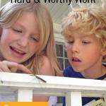 Homeschooling is Hard and Worthy Work