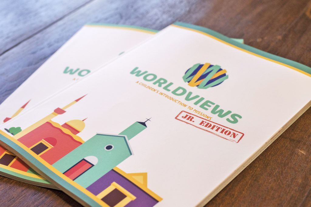 "WorldViews is a free digital curriculum and video series that will teach your family about the primary religious views of the ""unreached"" world."