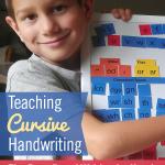 Teaching Cursive Handwriting: The Benefits of Writing by Hand