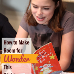 How to Make Room for Wonder This Christmas