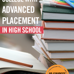 Transition to College with Advanced Placement in High School