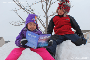 3 Homeschool Hacks to Get You Through Winter and Past Spring Break