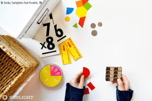 5 Ways to Corral Homeschool Clutter and Create Activity Centers