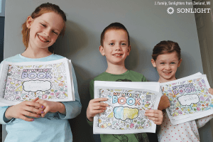 How and Why We Document Our Homeschool Year