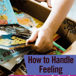 How to Handle Feeling Overwhelmed on Box Day