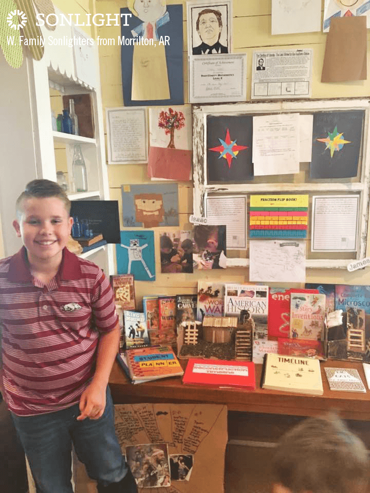 How to Throw an End of the Year Homeschool Showcase