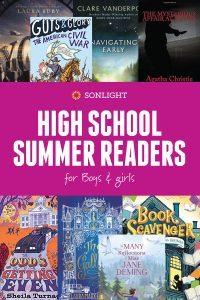 High School Readers • Sonlight Summer Readers: Mom's Secret for #Winning Book Choices
