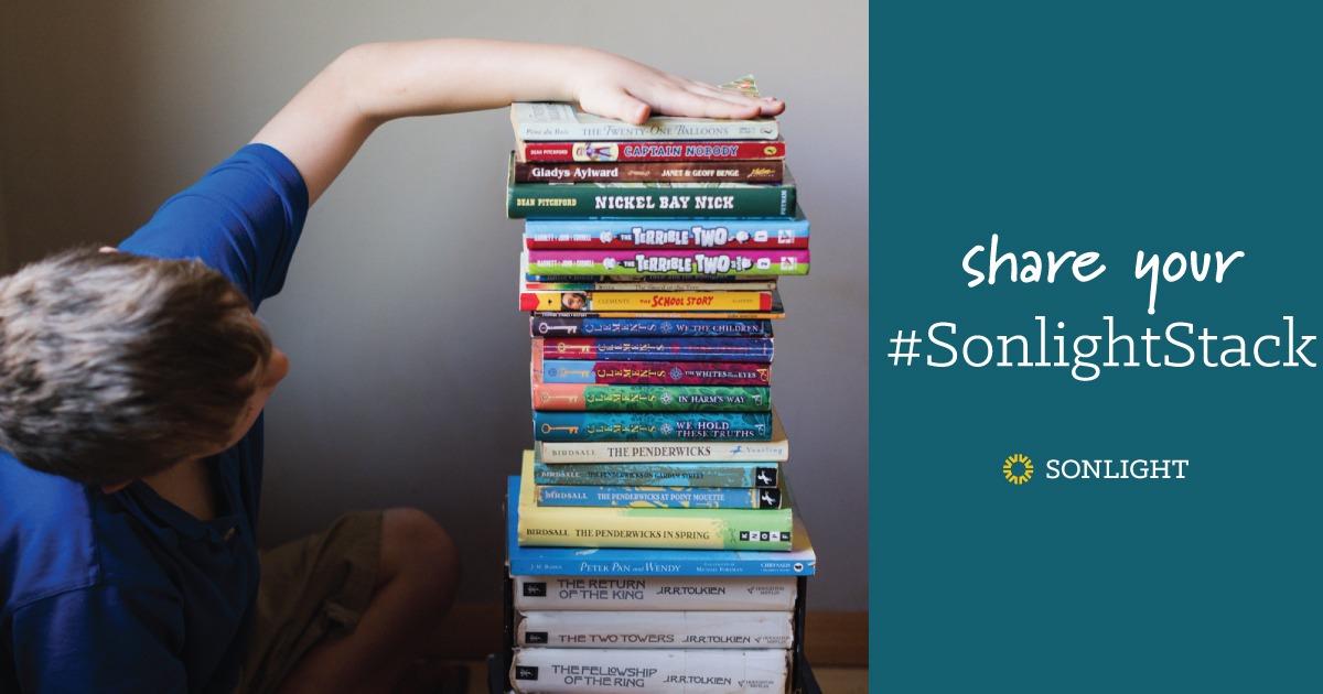 Share your #sonlightstsack