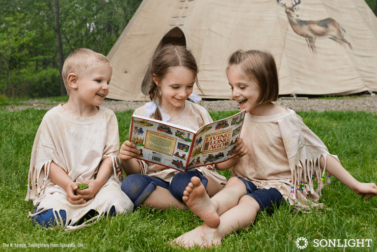 How to Help Your Children Appreciate Their Homeschool Education