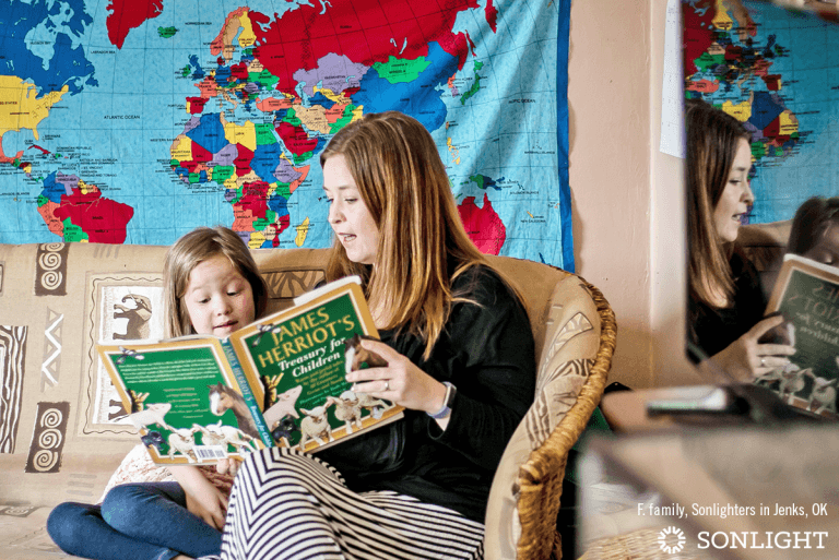 You Can Homeschool Kindergarten Without Fear—Use These 4 Things