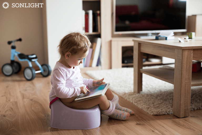 How Potty Training Nearly Derailed My Plan to Homeschool