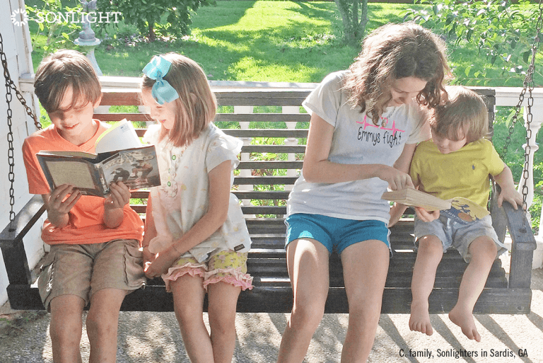 Homeschooling in a Family Mix of Introverts and Extroverts