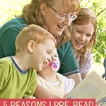 5 Reasons I Pre-read My Children's Books
