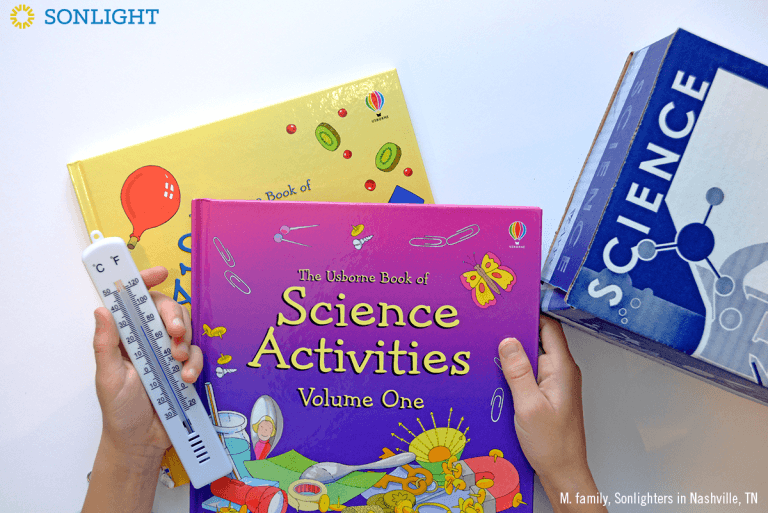 A Literature-Based Approach to Homeschooling Science