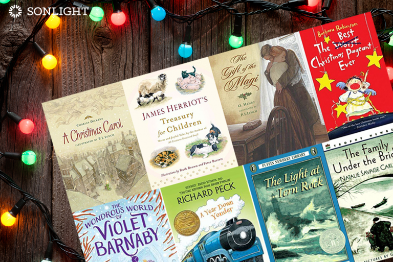 8 Books to Inspire Christmas Conversations