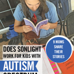 Does Sonlight Work for Kids with Autism Spectrum Disorder?