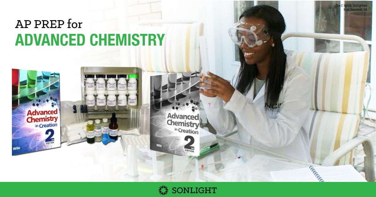 Homeschool Chemistry Curriculum   AP Chemistry Course