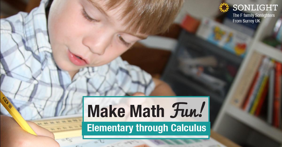 Homeschool Math Curriculum | Homeschool Math Programs