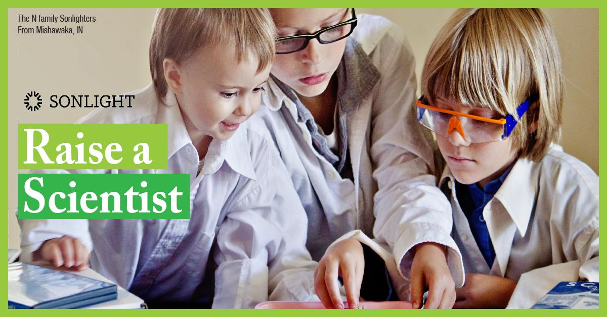 Christian Homeschool Science Curriculum   Science Lab Kits