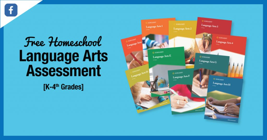 Take a language arts assessment