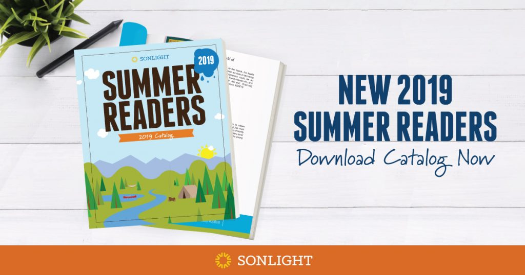 Summer Readers 2019
