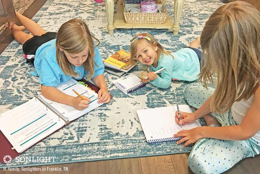 How to Use Copywork and Dictation to Teach Language Arts