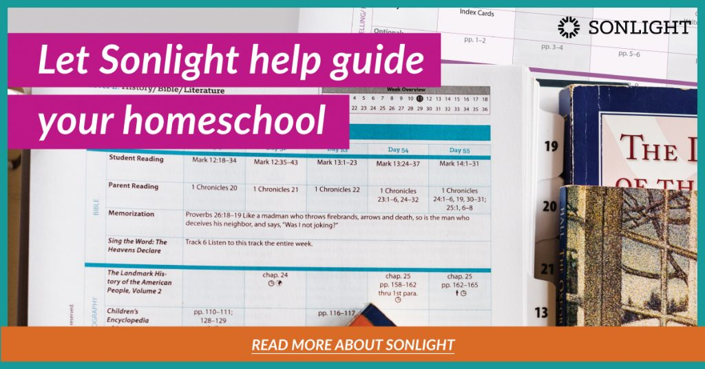 Look inside an Instructor's Guide to see how Sonlight can start your homeschool year strong and keep you going all year long.