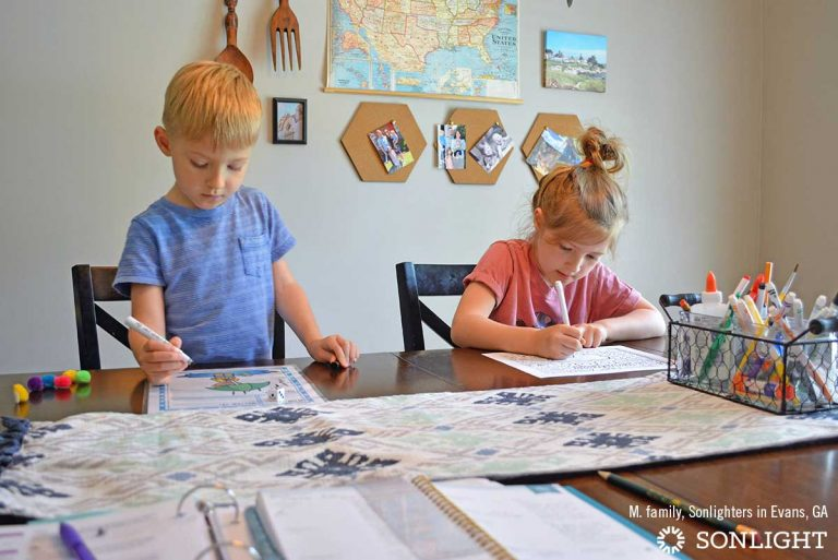 You Can't Do It All: Do This Instead for a Happy Homeschool