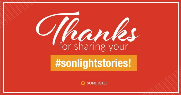 Thank you for sharing your Sonlight Stories with #sonlightstories